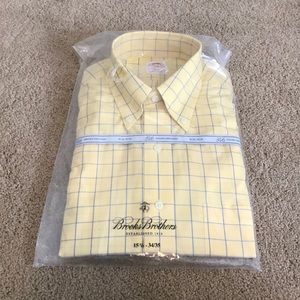 NWT Brooks brothers dress shirt